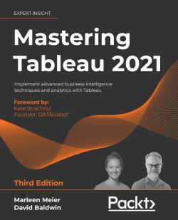 Mastering Tableau 2021