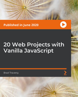 20 Web Projects with Vanilla JavaScript