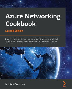 Book cover image for Azure Networking Cookbook - Second Edition