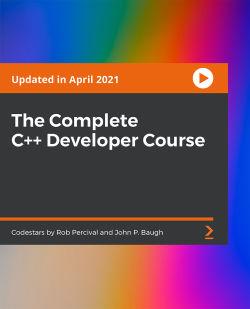 The Complete C++ Developer Course [Video]