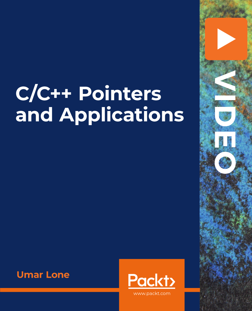 C/C++ Pointers and Applications [Video]