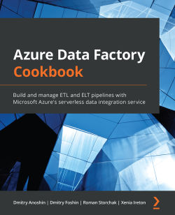 Book cover image for Azure Data Factory Cookbook