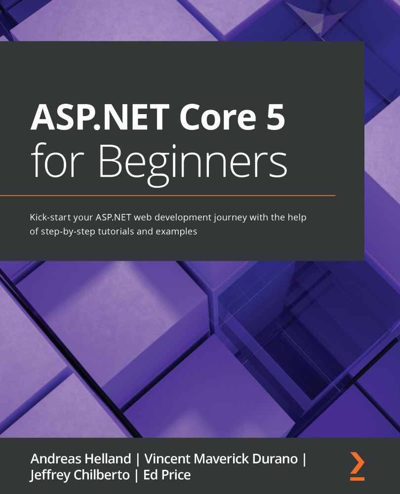 ASP.NET Core 5 for Beginners