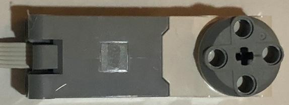 Figure 2.11 – The design of the medium motors in the kit