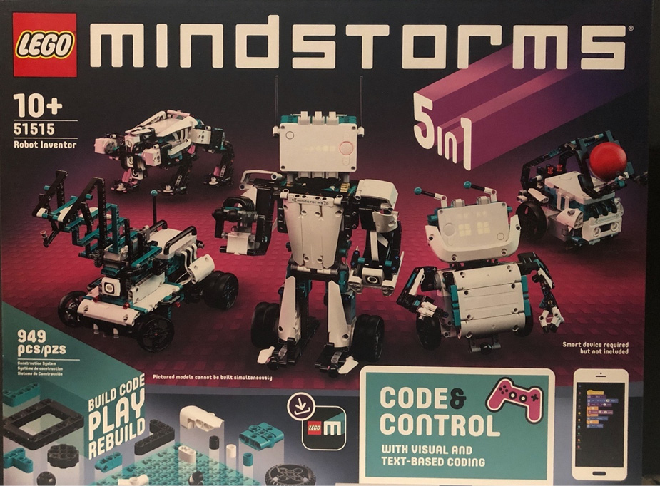 Figure 2.1 – The front of the box when you get your hands on this amazing kit