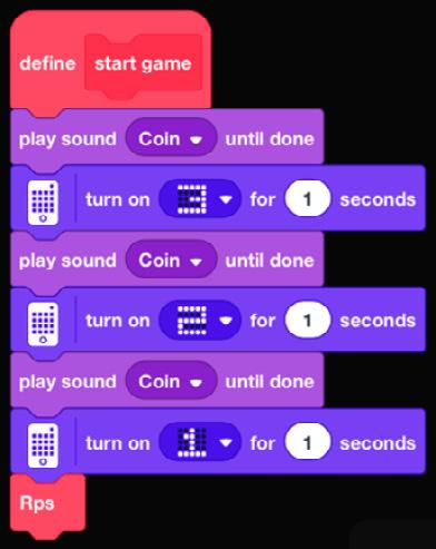 Figure 2.40 – start game My Block