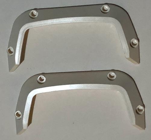 Figure 2.8 – Mudguards