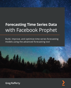 Forecasting Time Series Data with Facebook Prophet