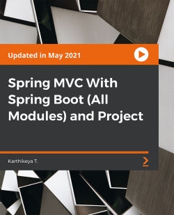 pring MVC With Spring Boot (All Modules) and Project