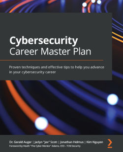 Cybersecurity Career Master Plan