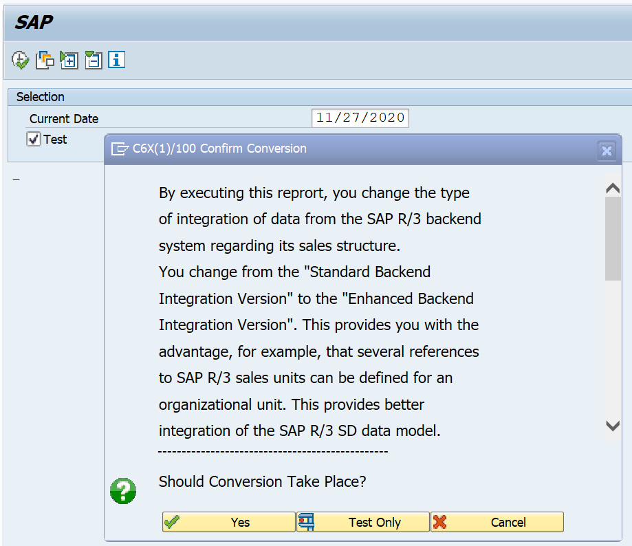 Figure 2.5 – Converting an org model to represent multiple assignments in SAP ECC