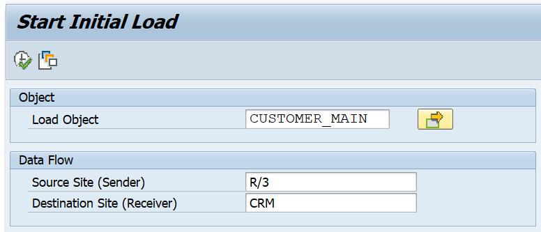 Figure 2.15 – Customer master initial load