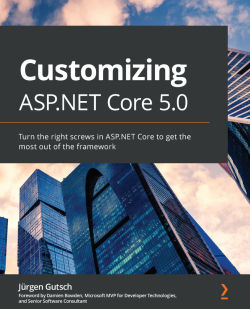 Book cover image for Customizing ASP.NET Core 5.0:
