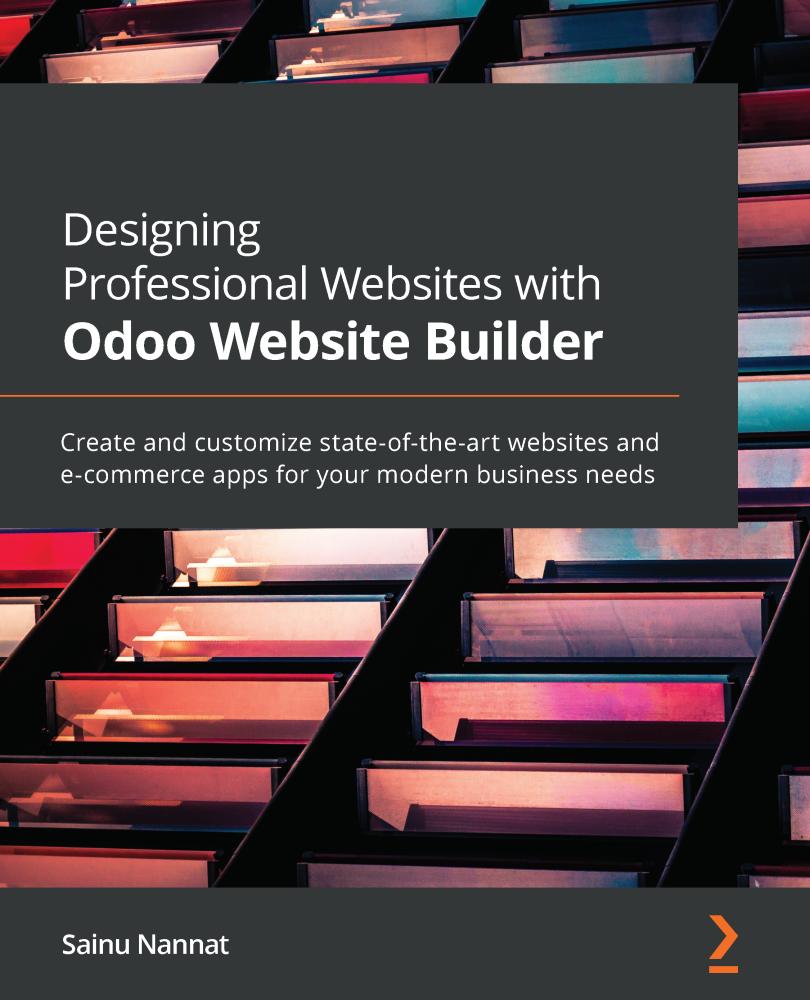 Designing Professional Websites with Odoo Website Builder