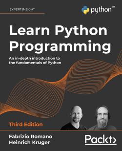Learn Python Programming - Third Edition
