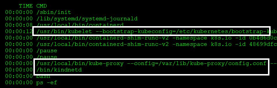 Figure 1.8 – Docker PS output