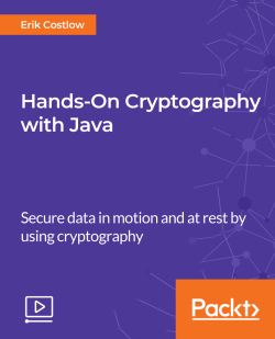 Hands-On Cryptography with Java [Video]