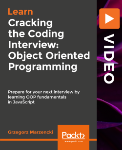 Cracking the Coding Interview: Object Oriented Programming [Video]