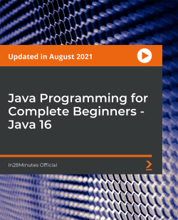 Java 9 Programming for Complete Beginners in 250 Steps [Video]