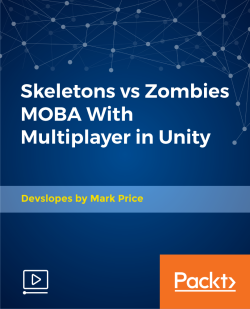 Point & click movement with pathfinding in Unity - Skeletons vs