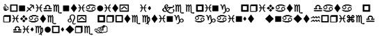 Figure 1.11 – Secret code