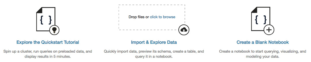 Figure 1.28 – Creating a table UI in Import & Explore Data