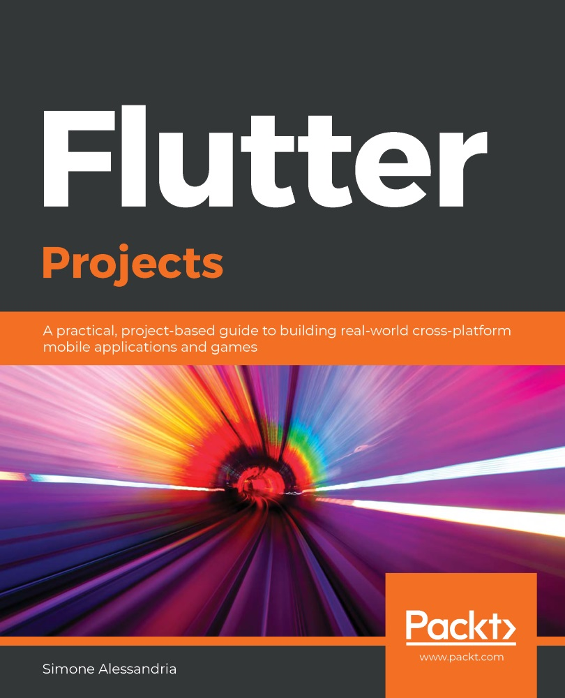 Flutter Projects