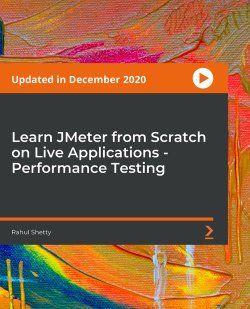 Learn JMETER from Scratch on Live Apps - Performance Testing