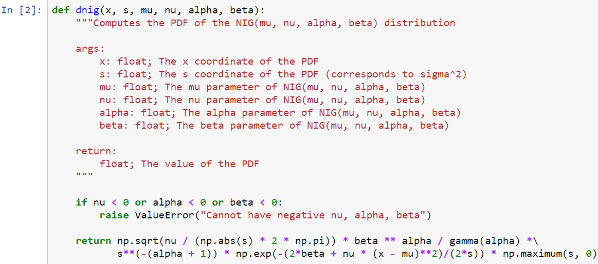 Bayesian analysis for means - Training Systems using Python