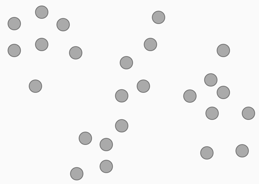 Spectral clustering - Training Systems using Python Statistical Modeling