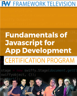 Fundamentals of Javascript for App Development [Video]