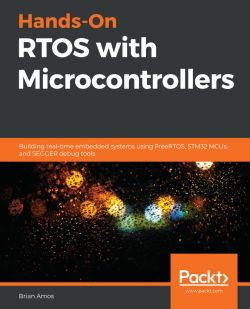 Hands-On  RTOS with Microcontrollers