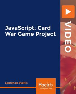 JavaScript - Card War Game Project [Video]