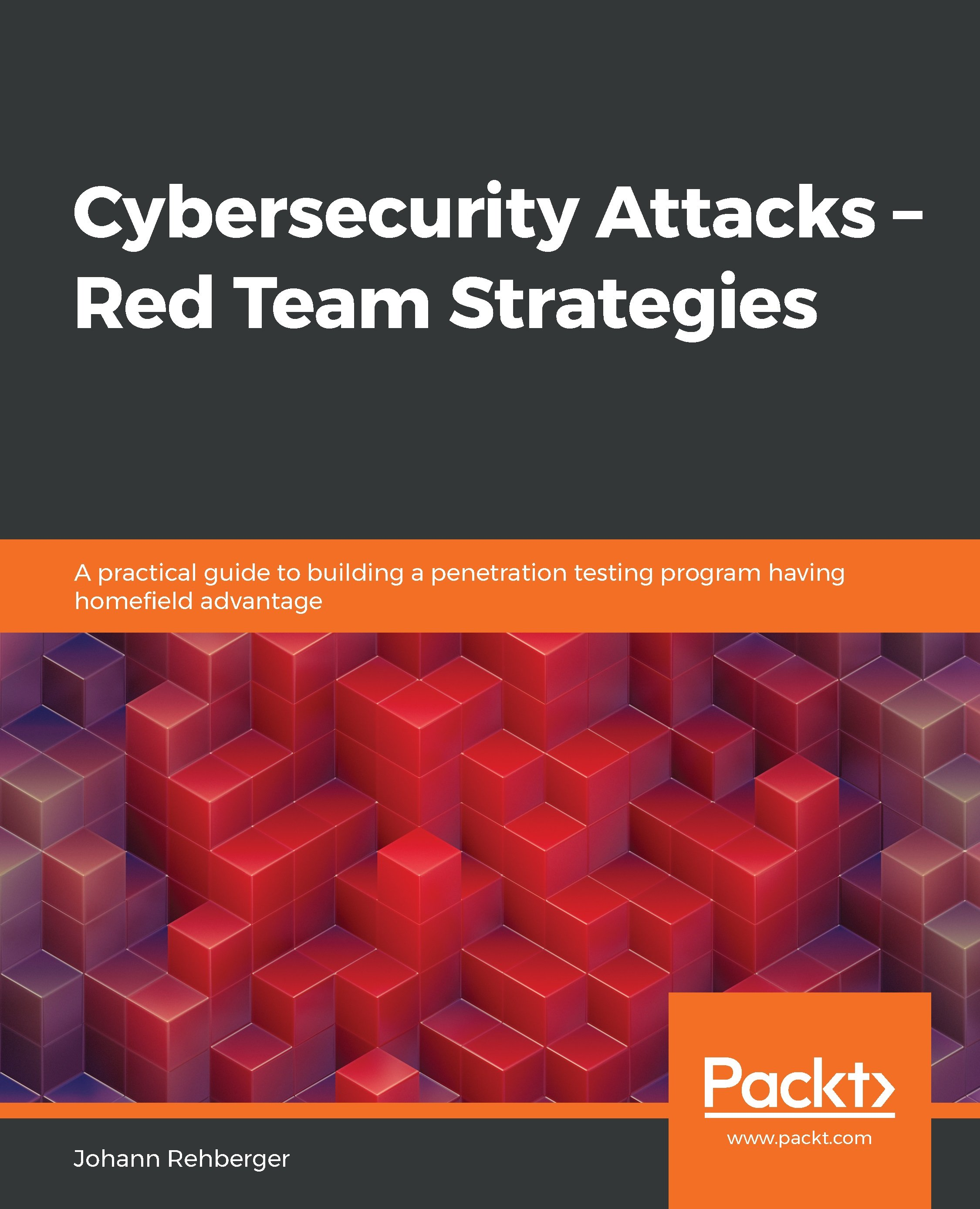 Cybersecurity Attacks – Red Team Strategies