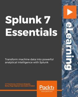 Splunk 7 Essentials