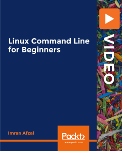 Linux Command Line for Beginners [Video]