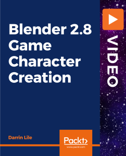 Blender 2.8 Game Character Creation [Video]