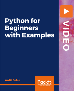 Python for Beginners with Examples [Video]
