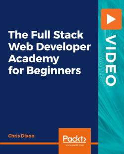 The Full Stack Web Developer Academy For Beginners [Video]