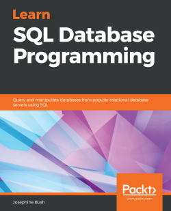 Book cover image for Learn SQL Database Programming: