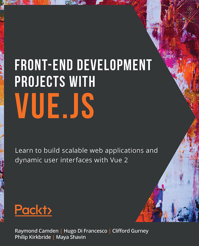 Front-End Development Projects with Vue.js