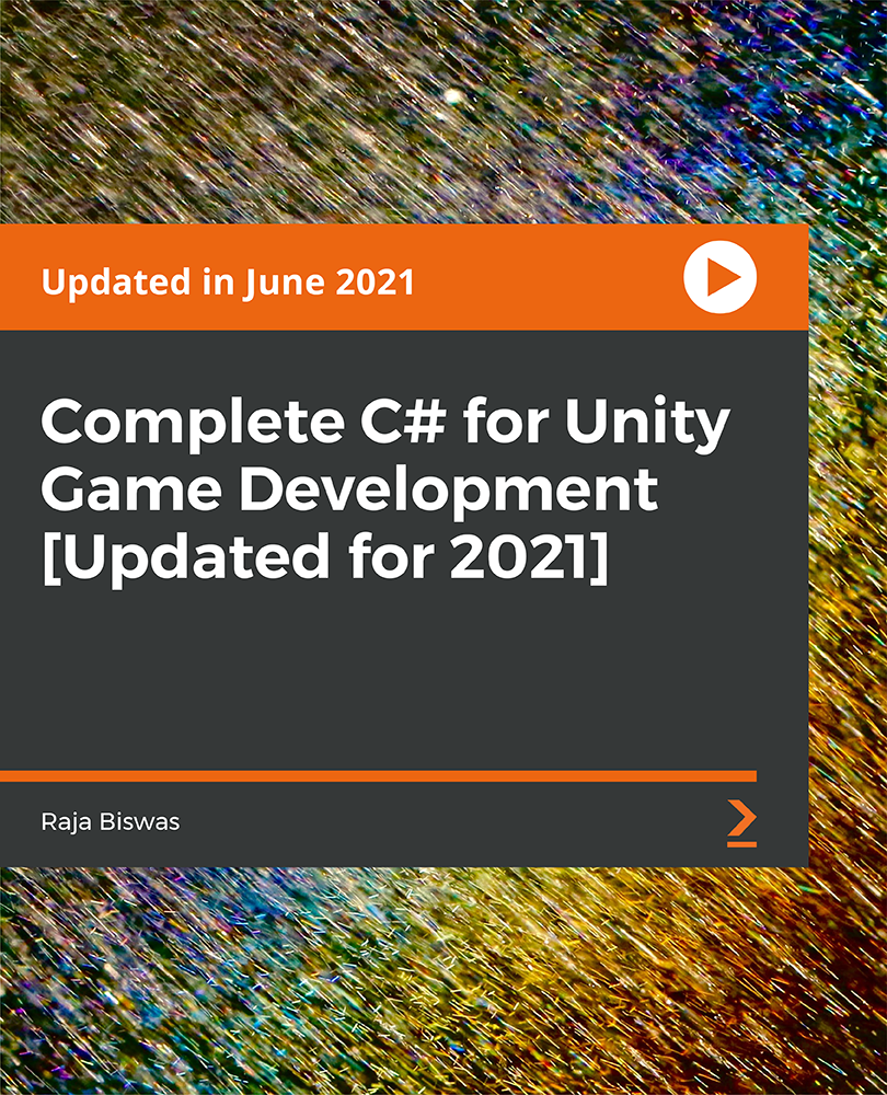 Unity C# Scripting : Complete C# For Unity Game Development [Video]