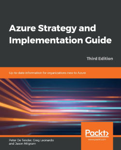 Azure Strategy and Implementation Guide Third Edition