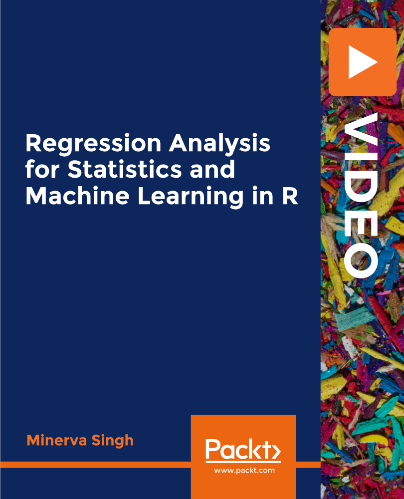 Regression Analysis for Statistics and Machine Learning in R [Video]