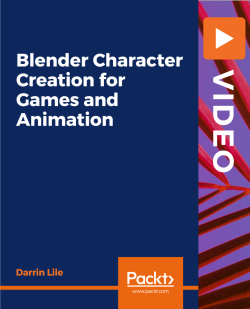 Blender Character Creation for Games and Animation [Video]