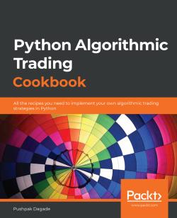 Python Algorithmic Trading Cookbook
