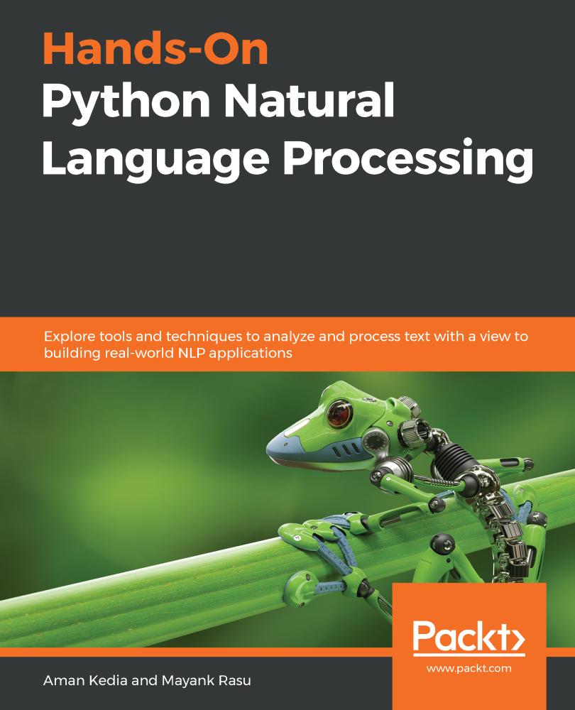 Hands-On Python Natural Language Processing