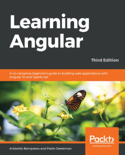 Learning Angular - Third Edition