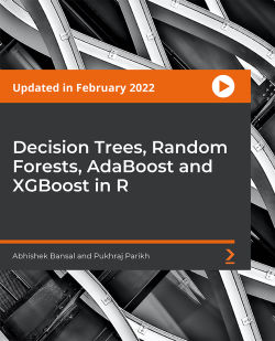 Decision Trees, Random Forests, AdaBoost & XGBoost in R [Video]