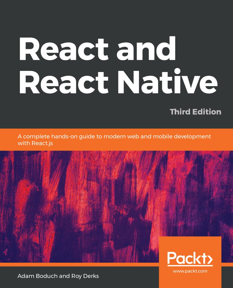 React and React Native - Third Edition